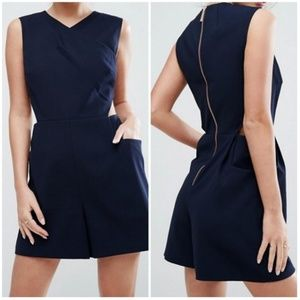 Ted Baker London Konnee Navy Romper